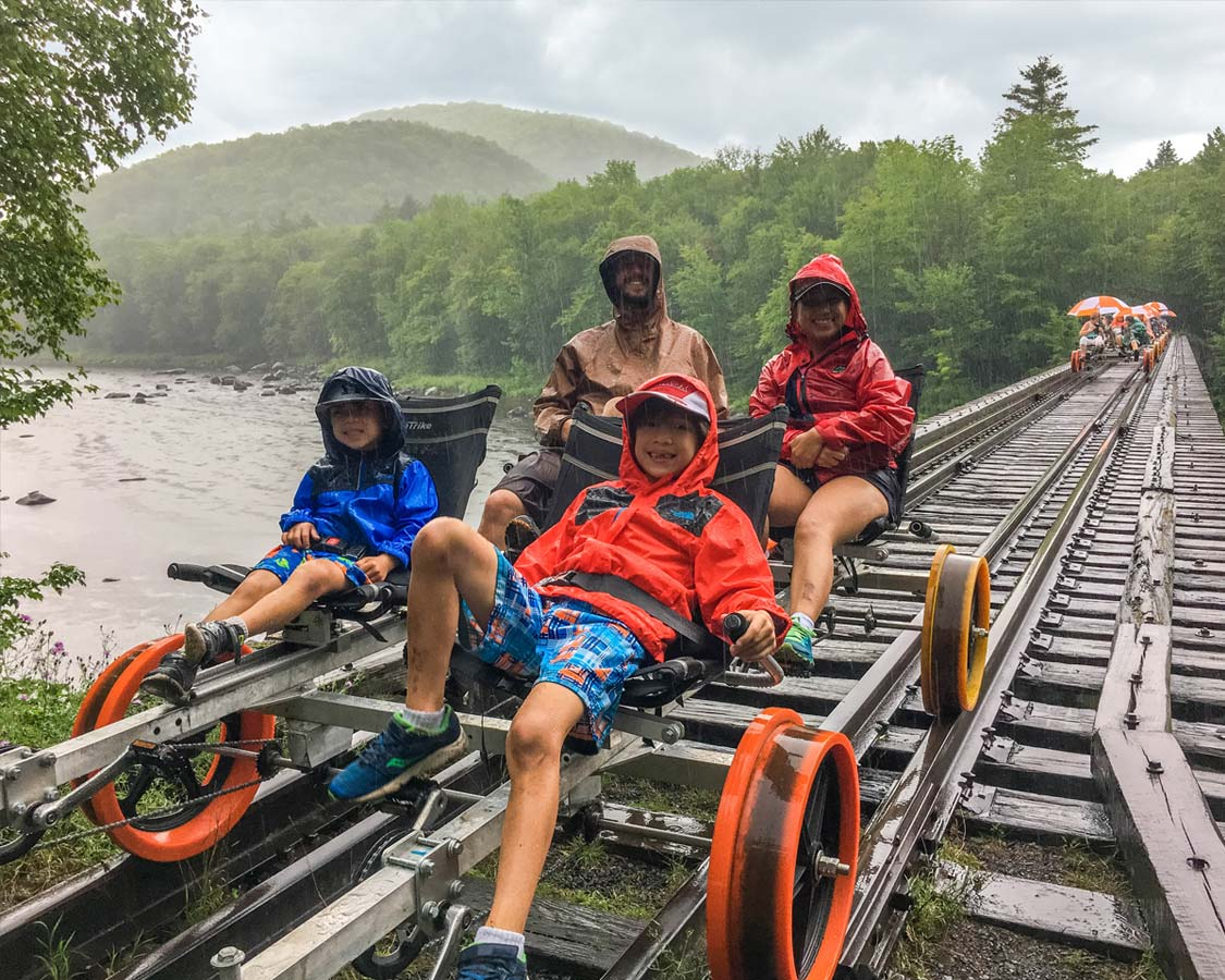 Things To Do in the Adirondacks - Revolutions Rail North Creek