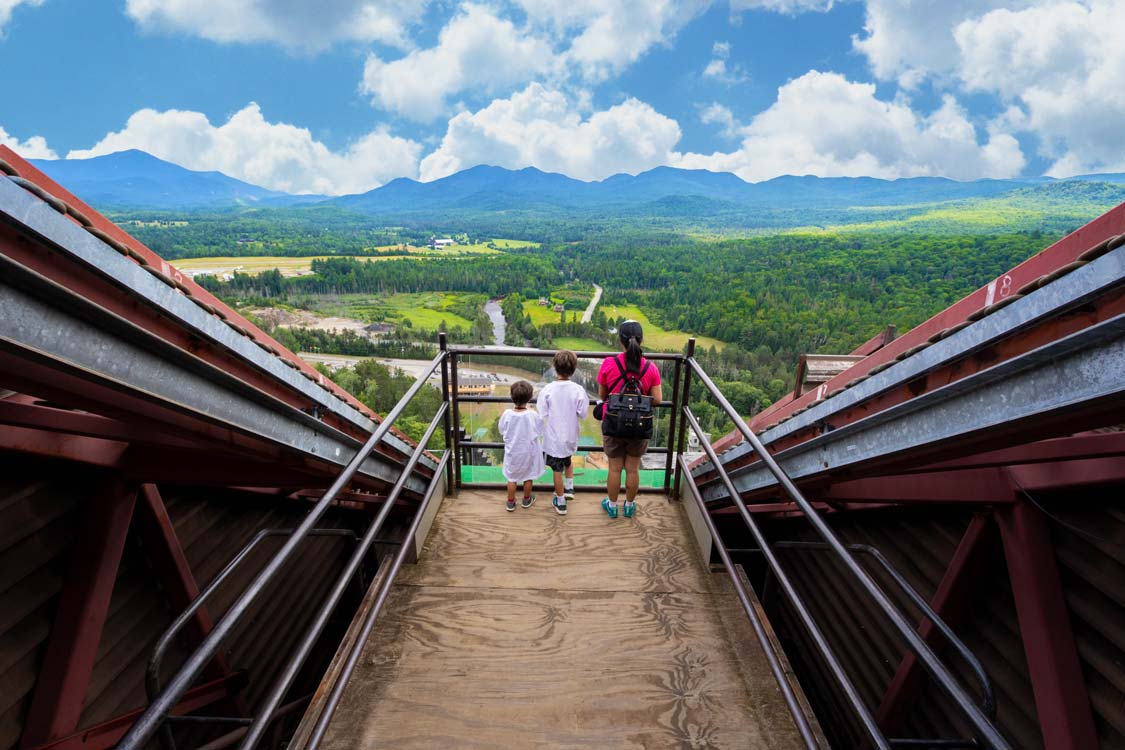 Things to do in the Adirondacks - Lake Placid Olympic Center
