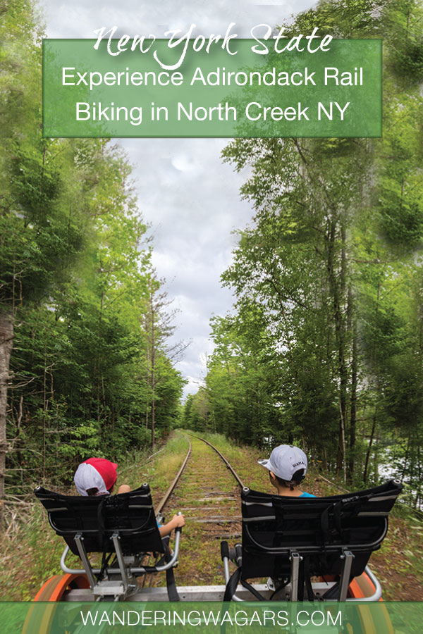 Looking to experience an Adirondack Rail Bike with Revolution Rail Co.in North Creek NY? Look no further! We have all there is to know about Rail Biking NY.