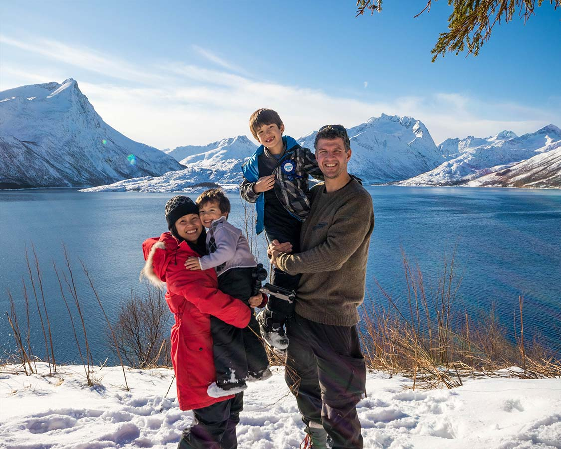 About Us Wandering Wagars In Vesteralen Norway