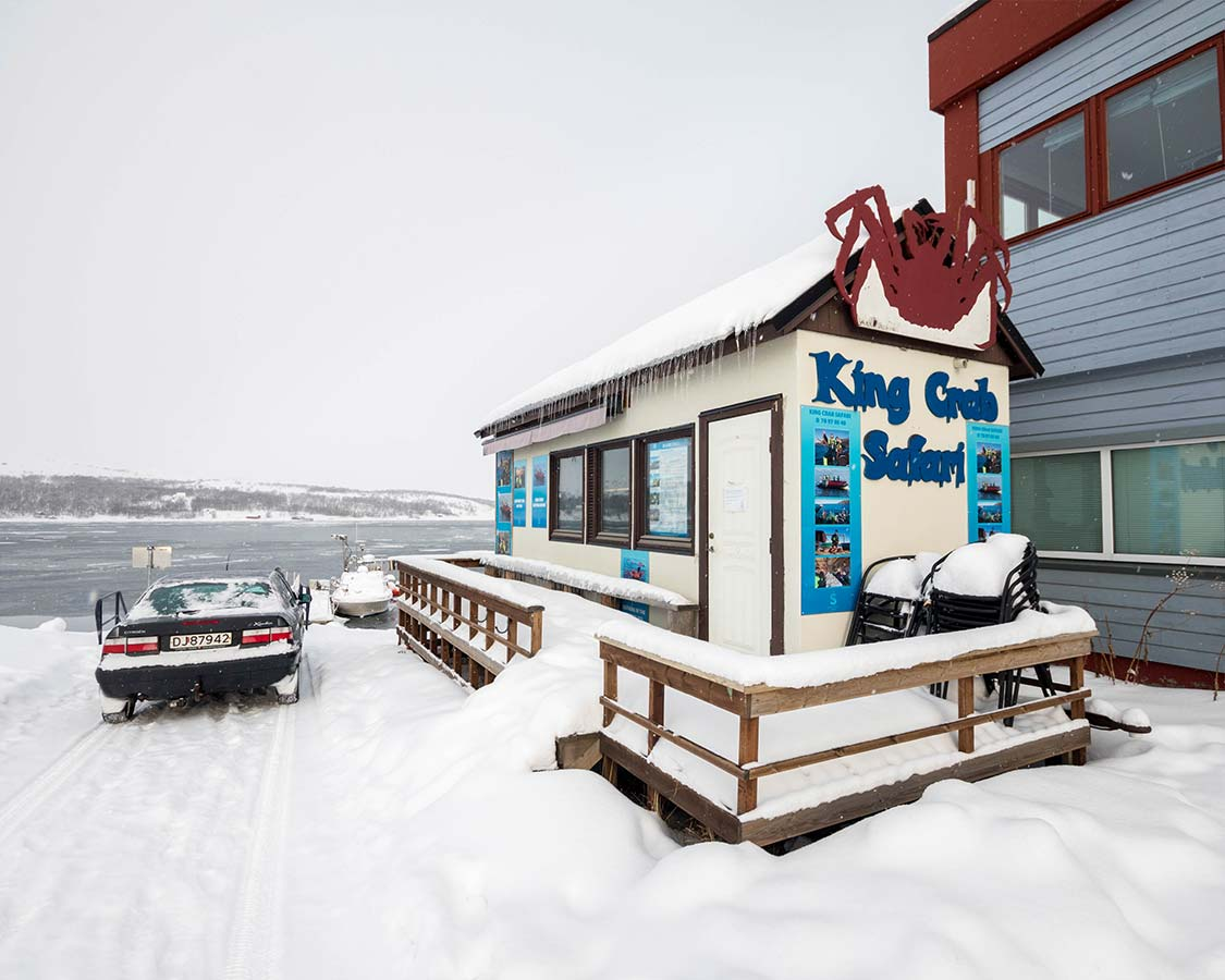 Kirkenes Things To Do King Crab Safari