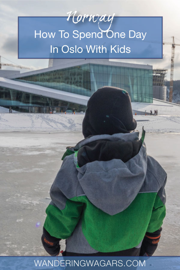 Are you looking to spend One Day In Oslo With Kids? Well, we have the perfect list of things to do in Oslo with children to help you plan!