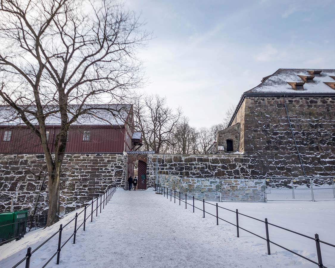 Things to do in Oslo Norway Akershus Festning Oslo fortress