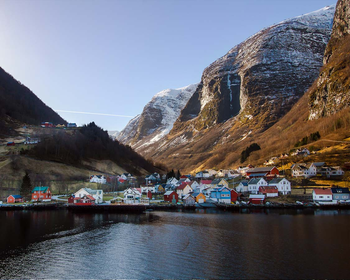 What to see in Flam in Winter Undredal Village and Stave Church