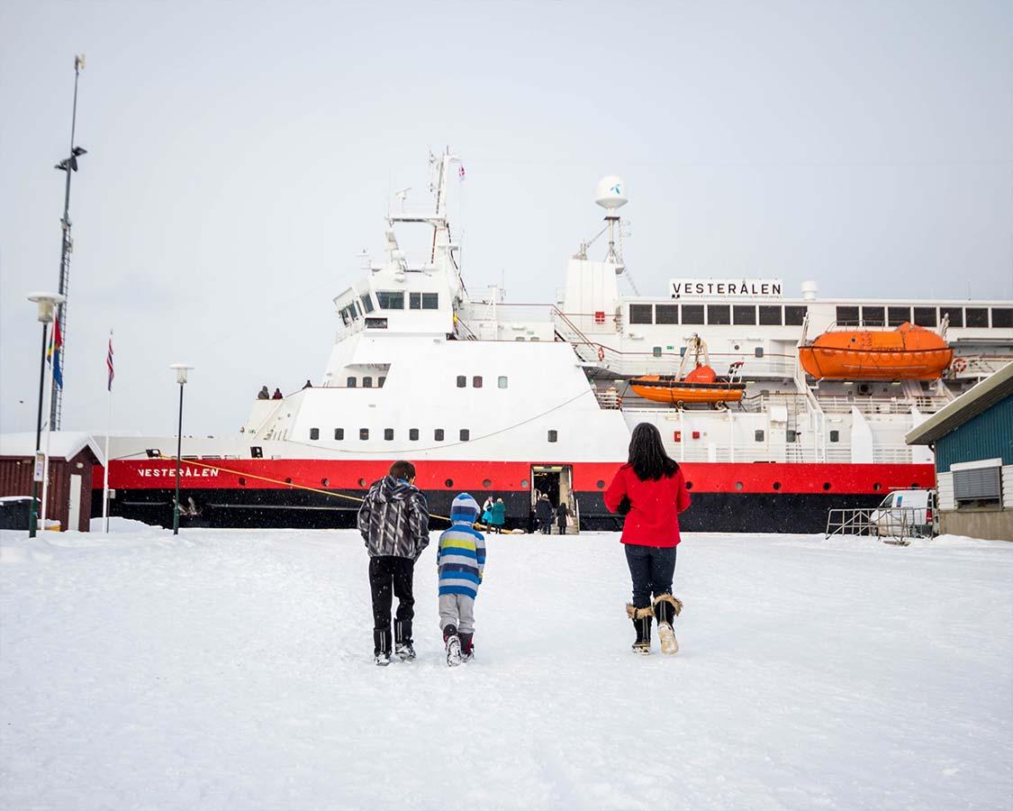Winter In Norway Packing List Hurtigruten Cruise