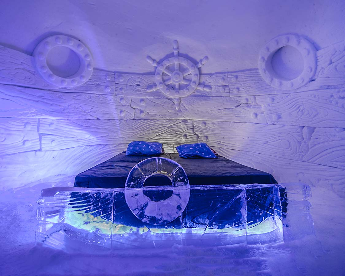 things to do in Kirkenes SnowHotel