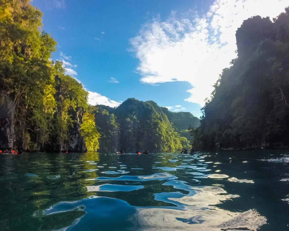 things to do on Coron Island Philippines Swim at Kayangan Lake