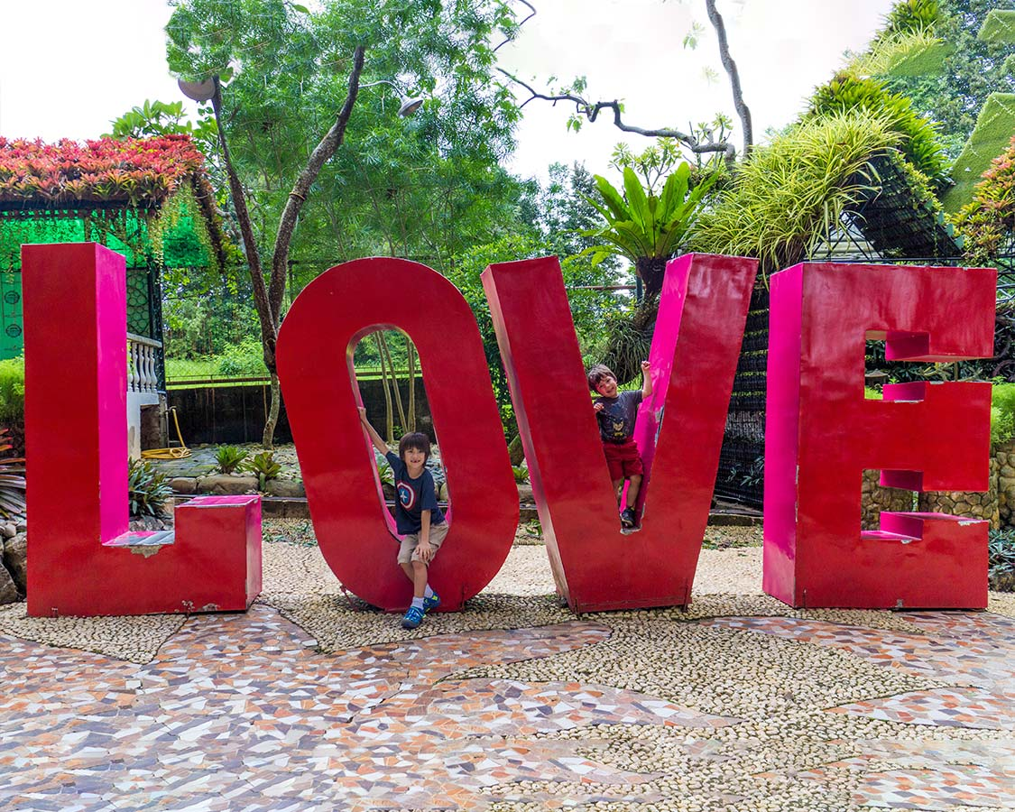 Things to do in Puerto Princesa Philippines Bakers Hill