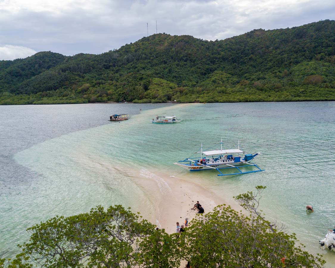 things to do in palawan philippines snake island el nido