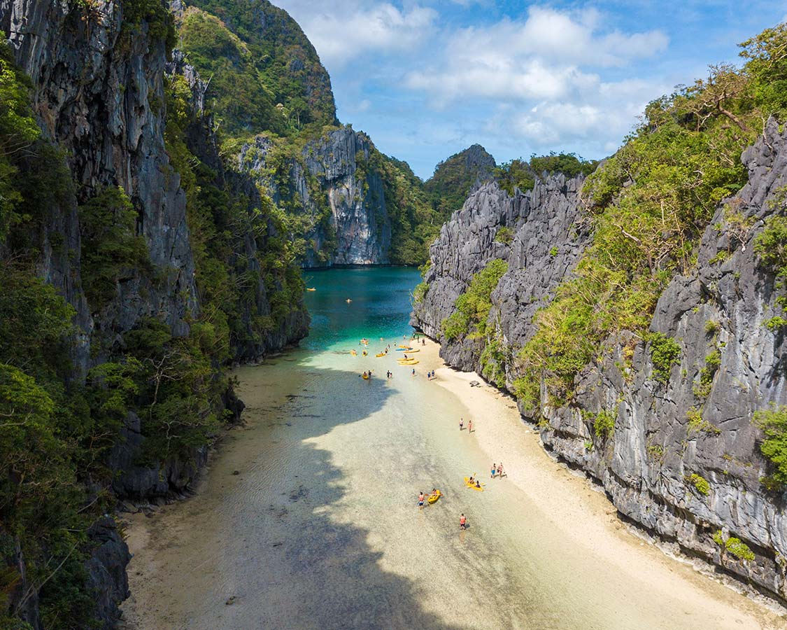 things to do in palawan with children big lagoon el nido