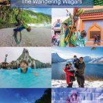 2018 Family Travel Adventures Wandering Wagars