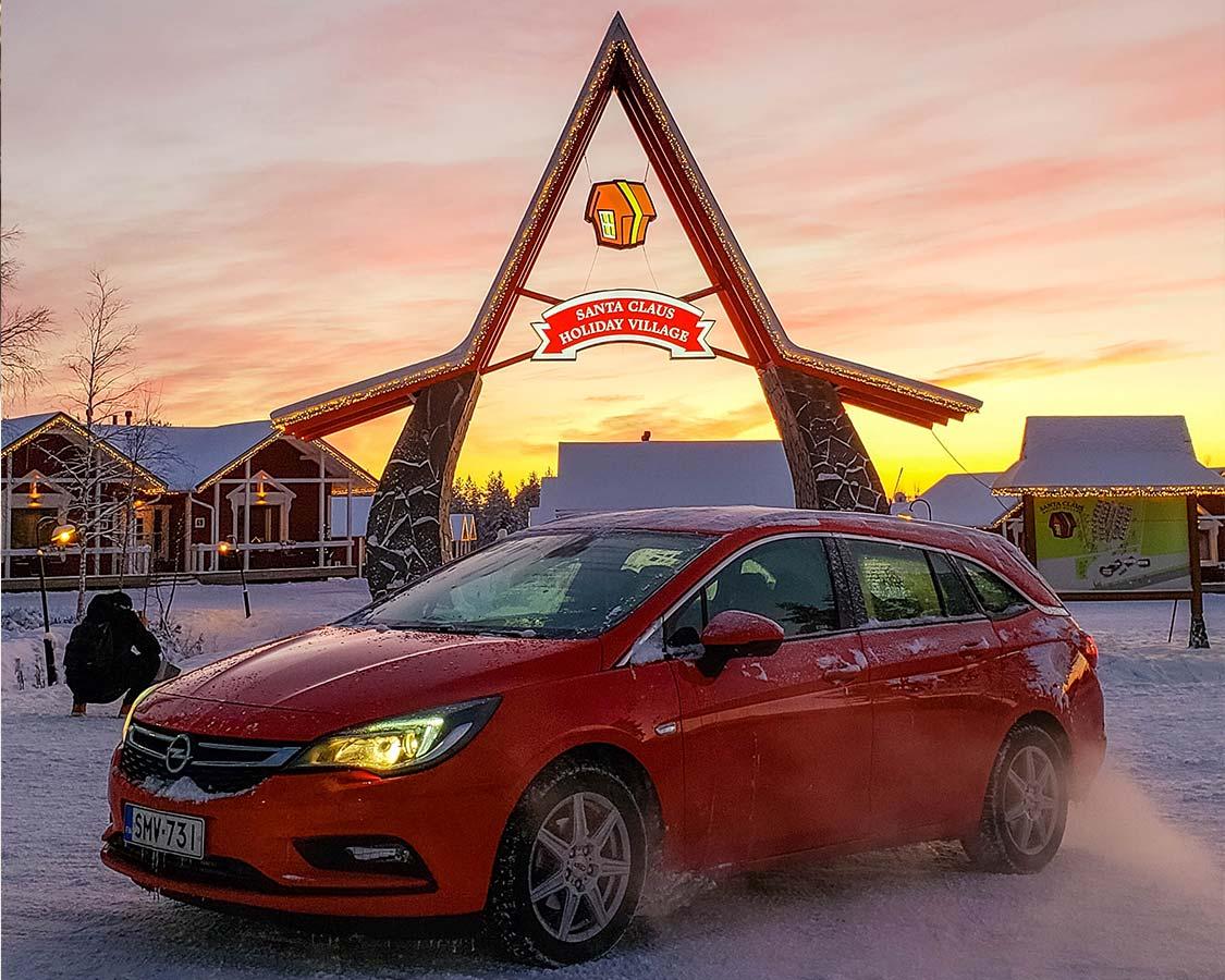 Hotels in Rovaniemi Santa Claus Holiday Village
