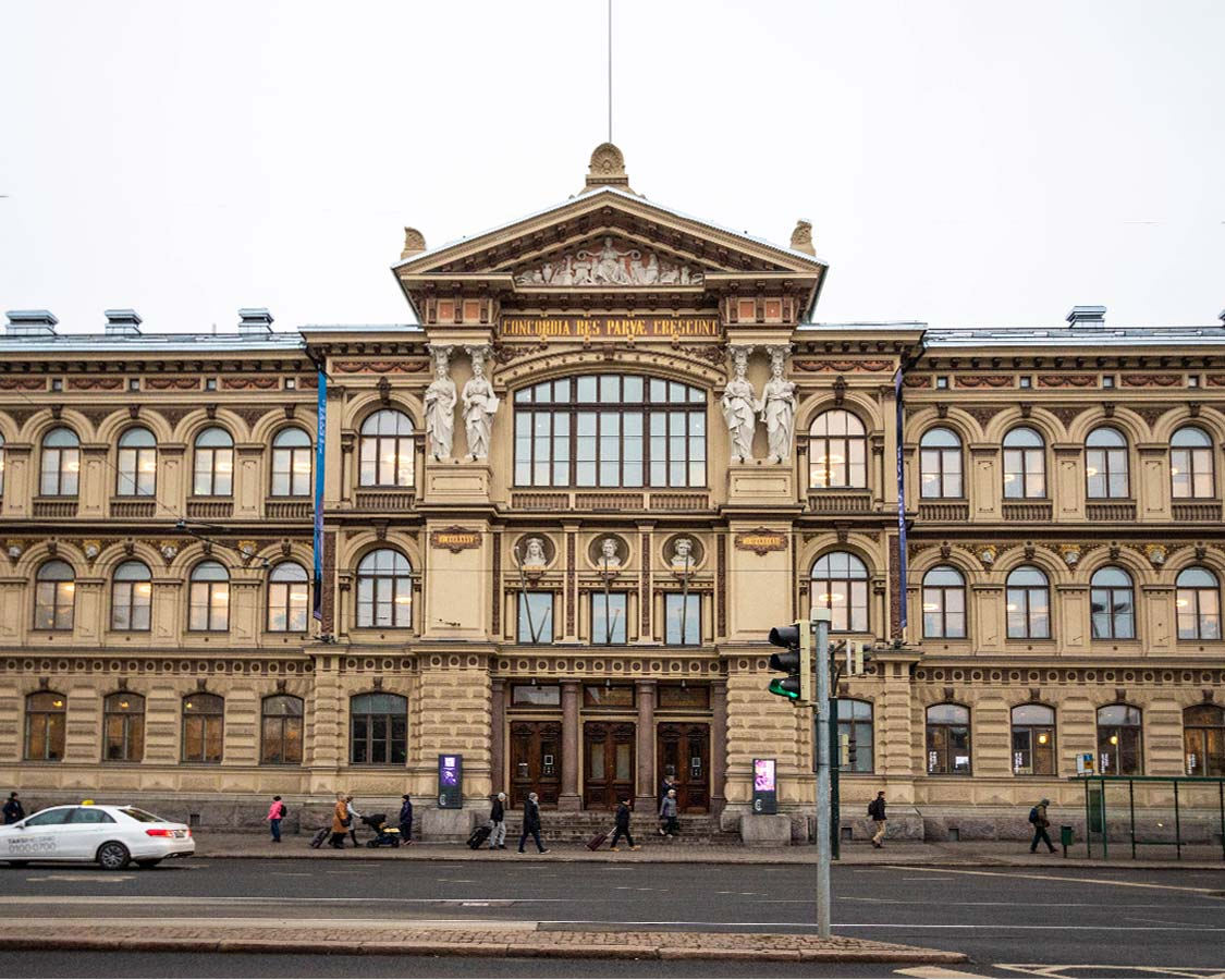 Things To Do In Helsinki Ateneum Art Museum