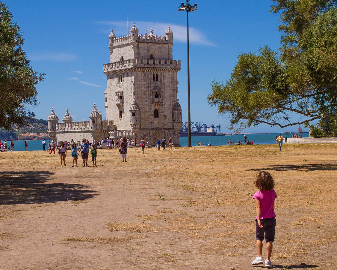 Things To Do In Lisbon With Kids Torre de Belem