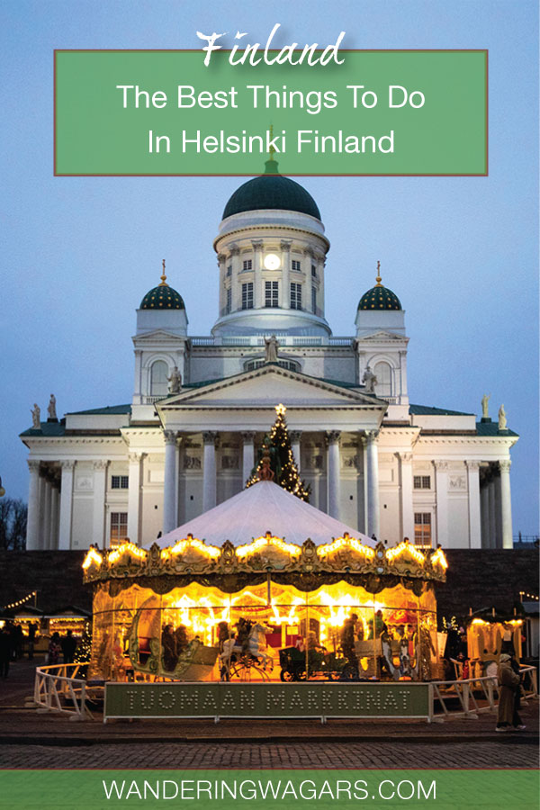 Things to do in Helsinki Finland