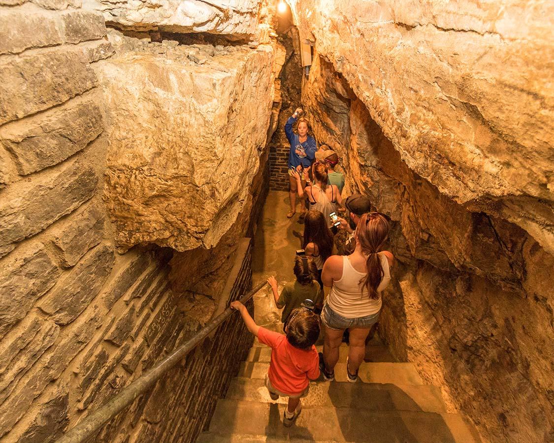 Tyendinaga Caves Ontario