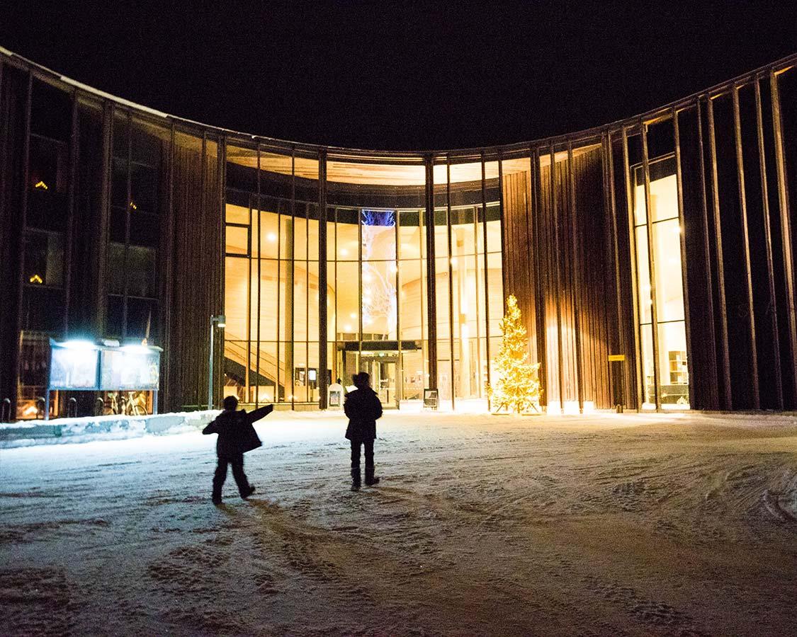 Inari Finland Sami Parliament