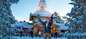 Santa Claus Village Guide Finland