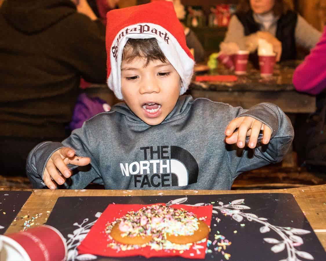 Santa Park Gingerbread Bakery