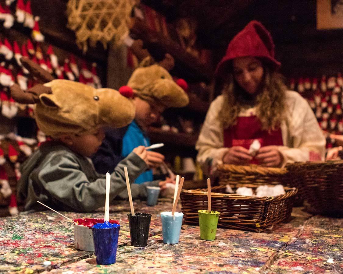 Santa Park Rovaniemi Arts and Crafts