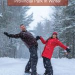 Things to do in Arrowhead Provincial Park In Winter