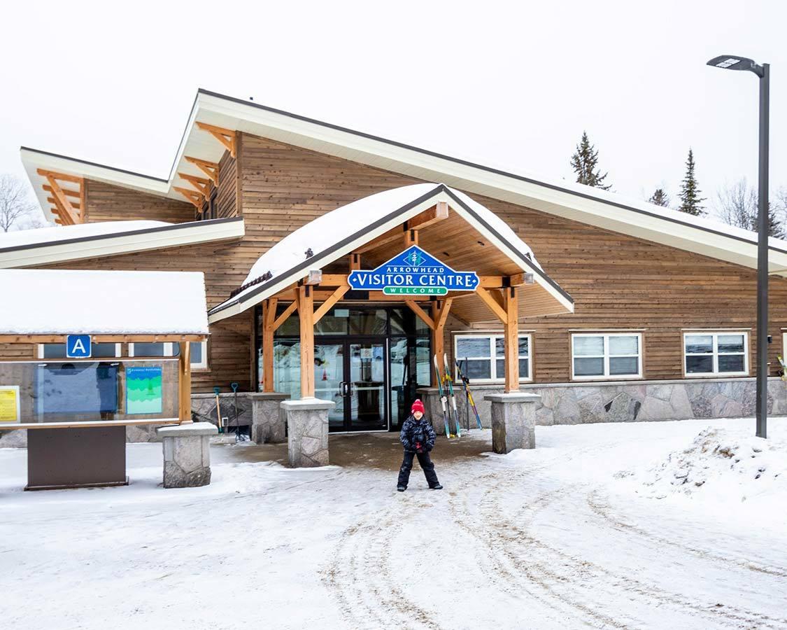 Arrowhead Provincial Park Visitor Centre