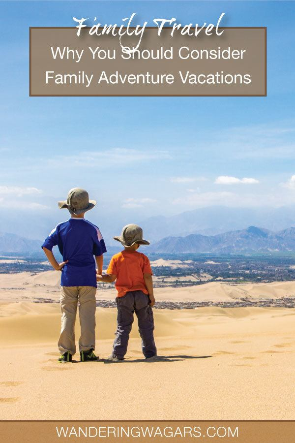 Adventure Family Vacations