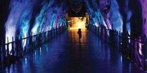 Santa Park Rovaniemi Tunnel