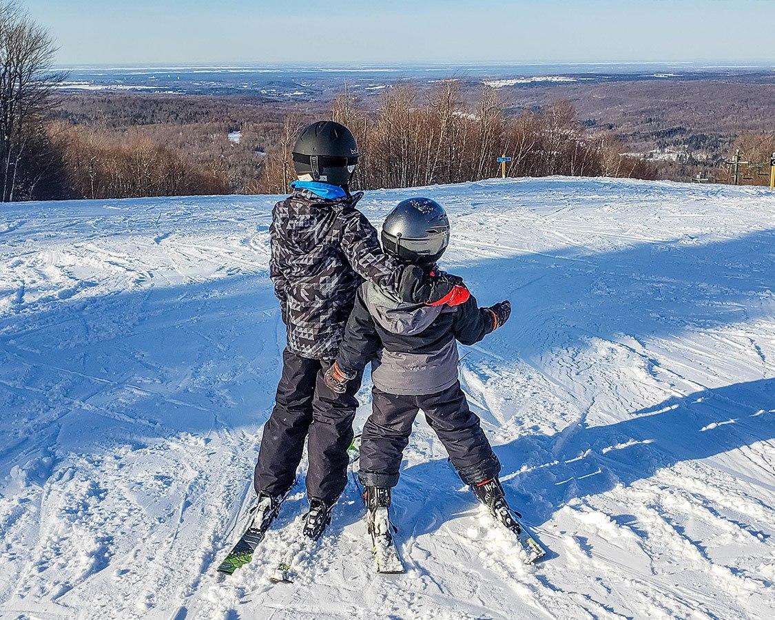 Kid Friendly Ski Hills In New York Titus Mountain