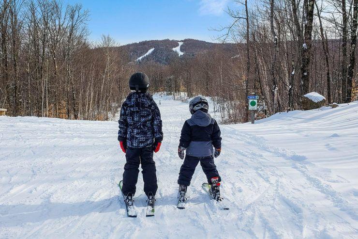 Ski Titus Mountain New York