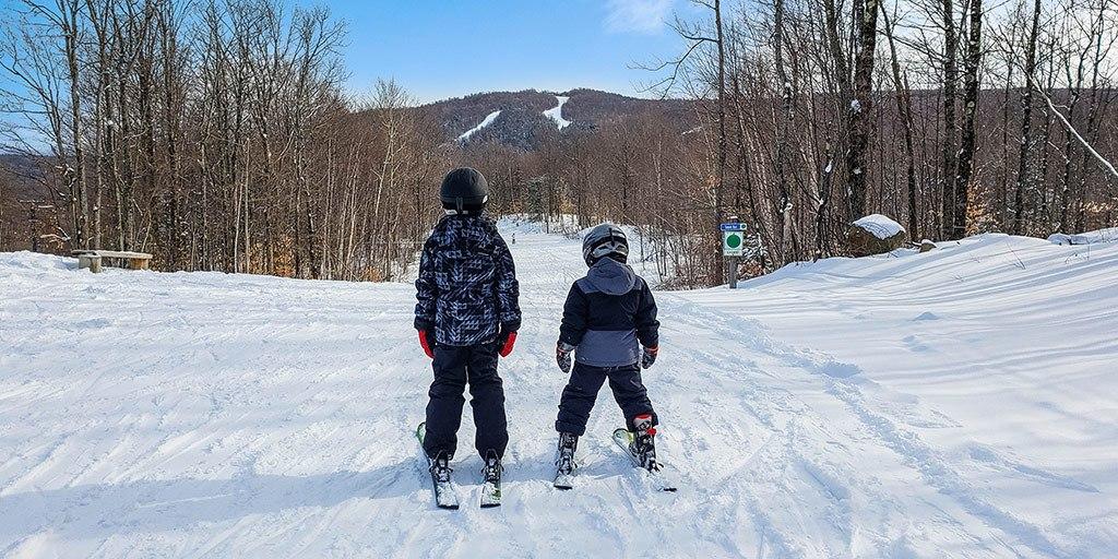 Places to ski in New York State Titus Mountain Family Ski Center