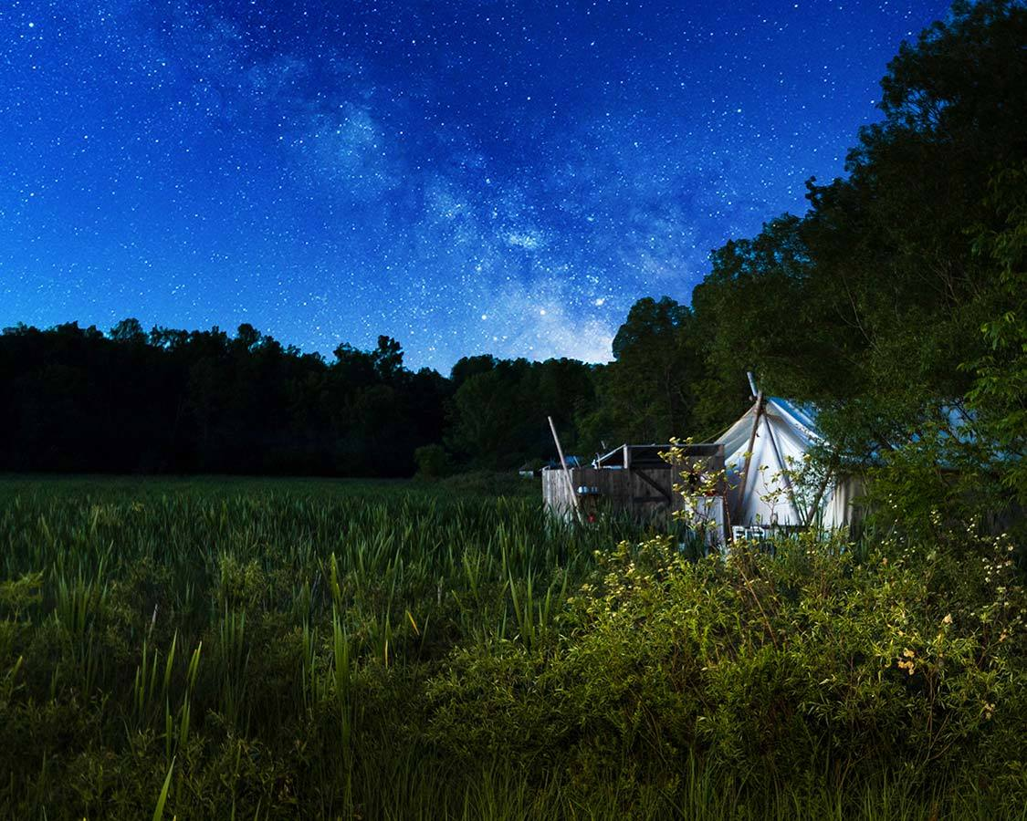 Fronterra Farm Glamping Things To Do In Prince Edward County