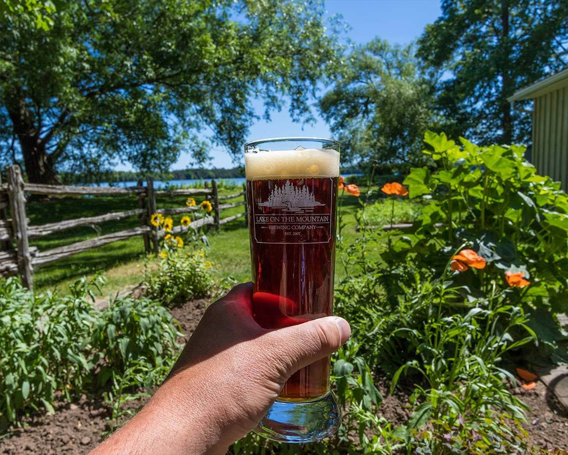 Lake On The Mountain Brewing Company Things To Do In Prince Edward County