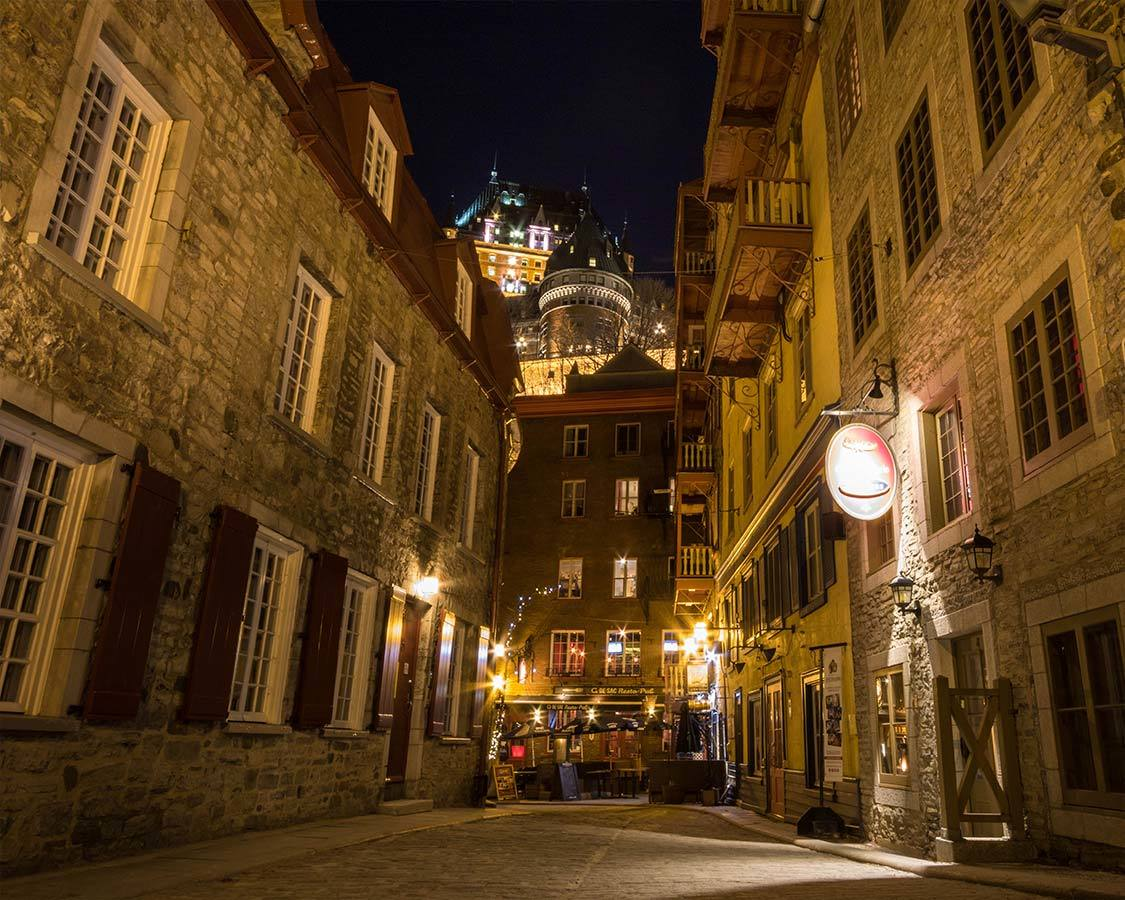 Rue Cul De Sac Things To Do In Quebec City