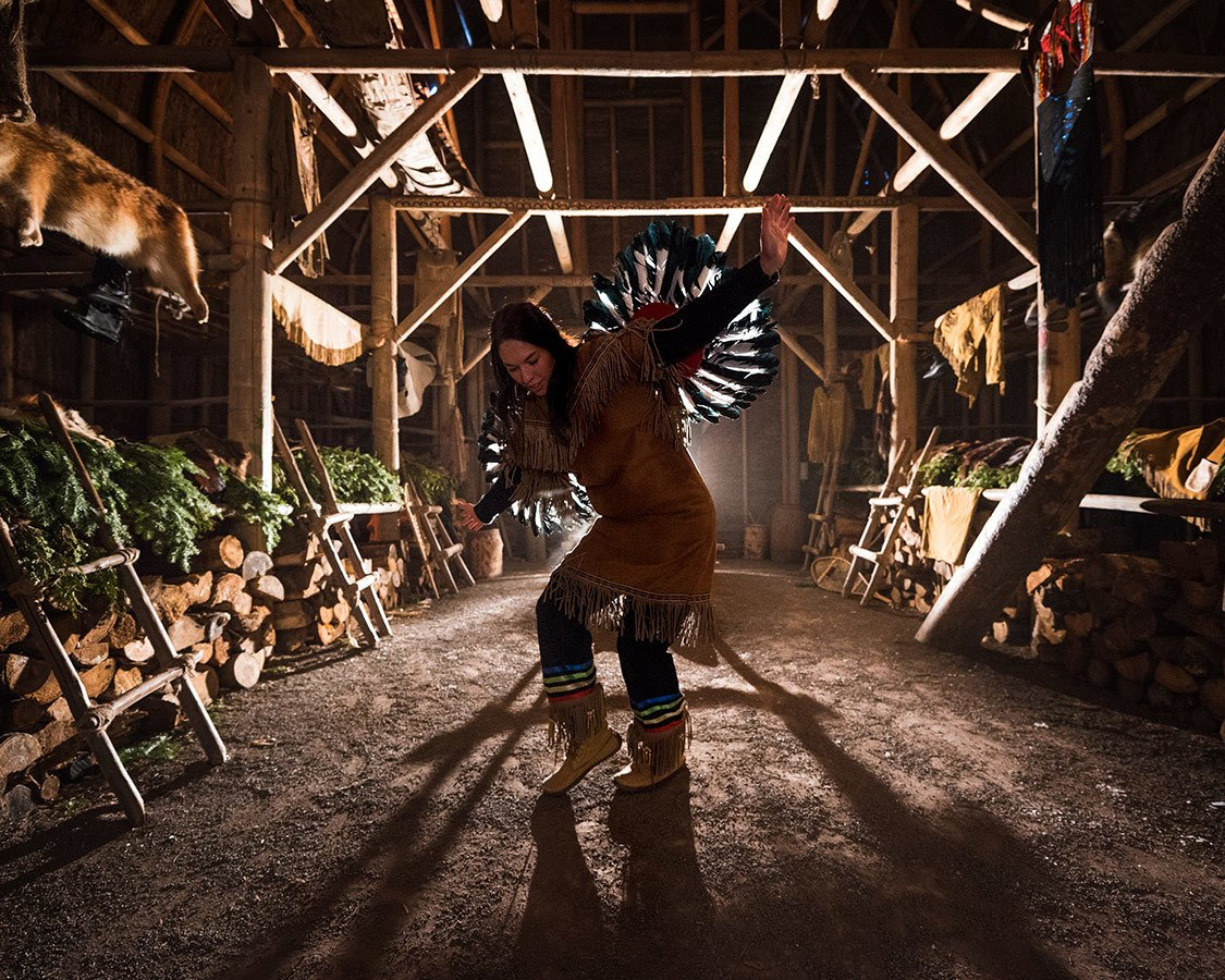 What To Do Near Quebec City Wendake Indigenous Experience