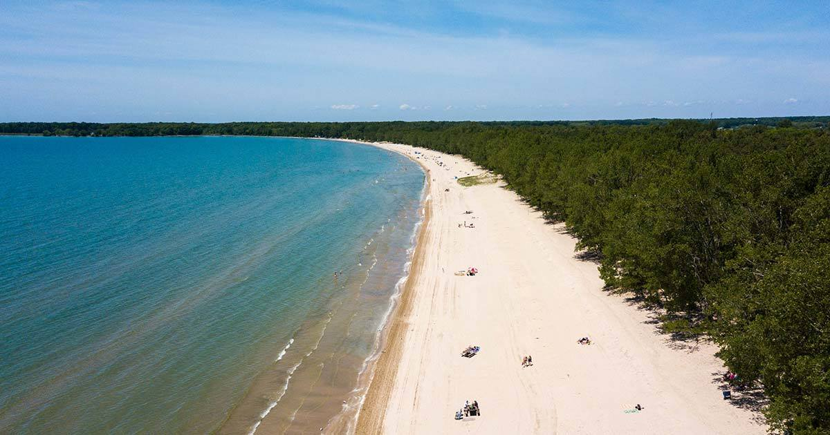 The Ultimate Guide To Sandbanks Provincial Park Camping