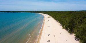 Picton Sandbanks Ontario Beach
