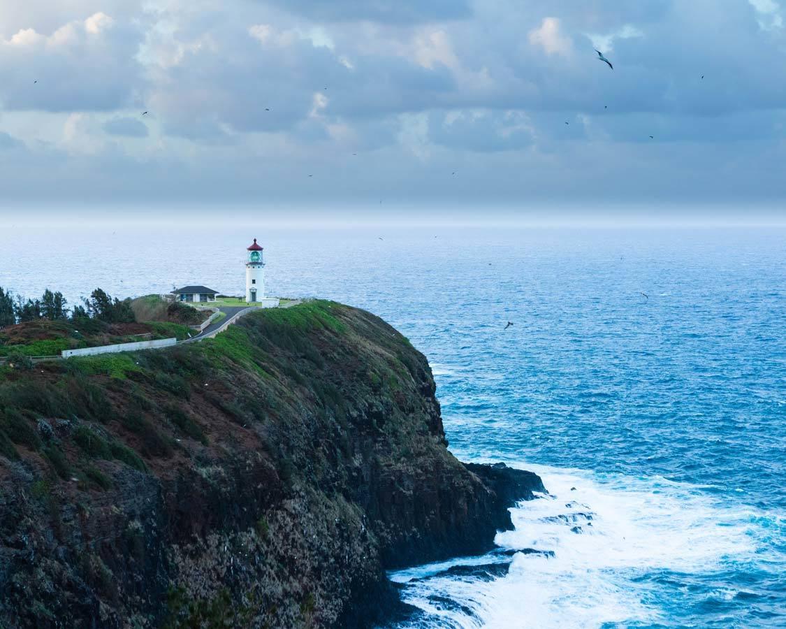 Kilauea Lighthouse and Wildlife Refuge
