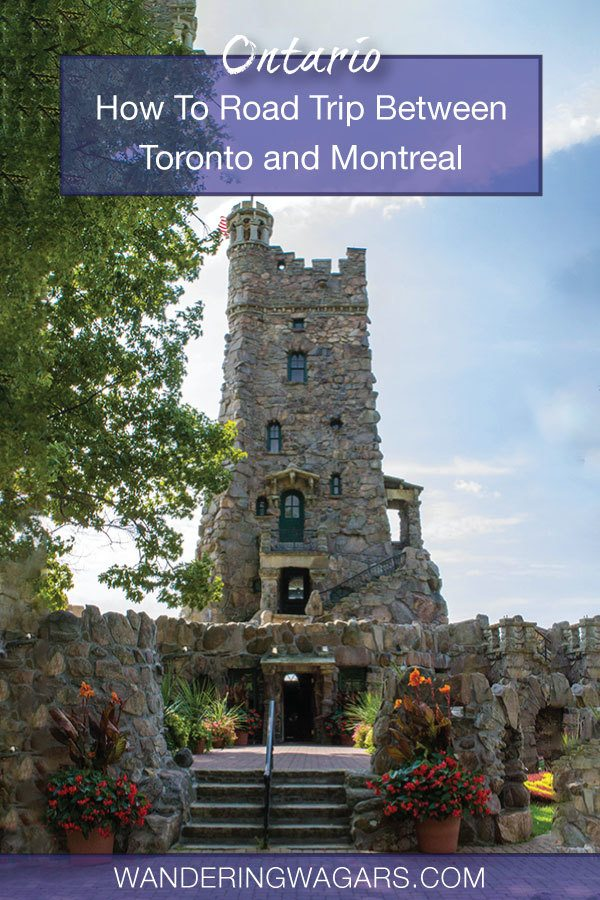 Toronto Montreal Road Trip