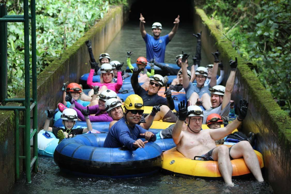 Kauai Backcountry Tubing Tour