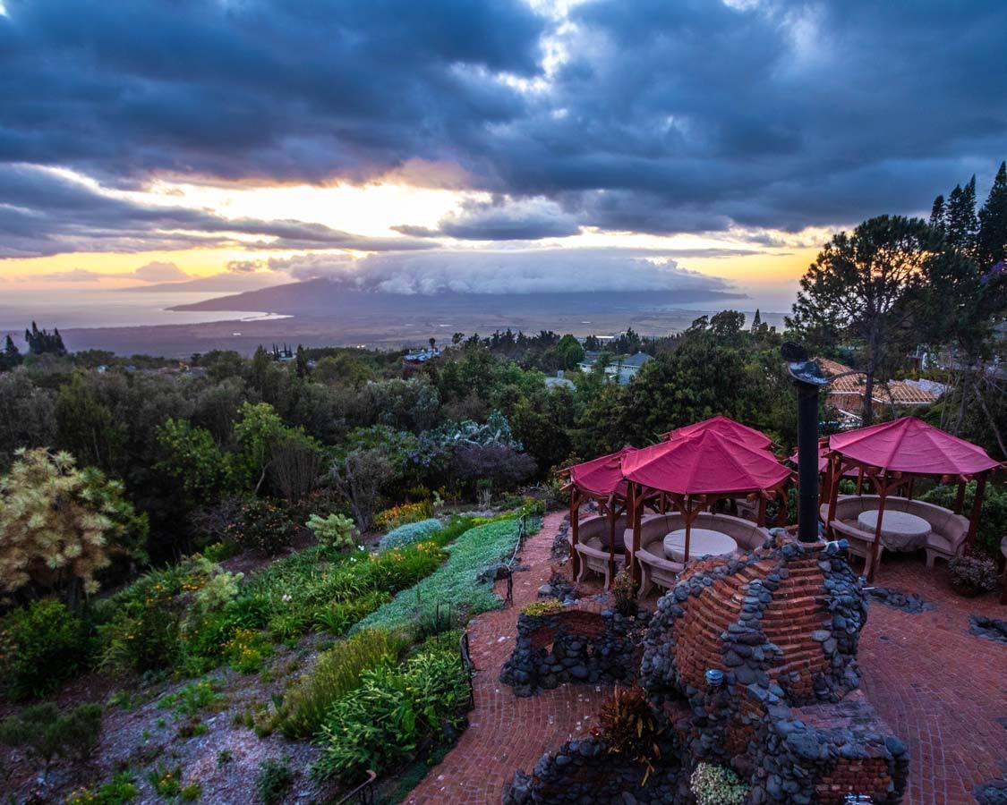 Kula Lodge Haleakala Maui Itinerary5-days