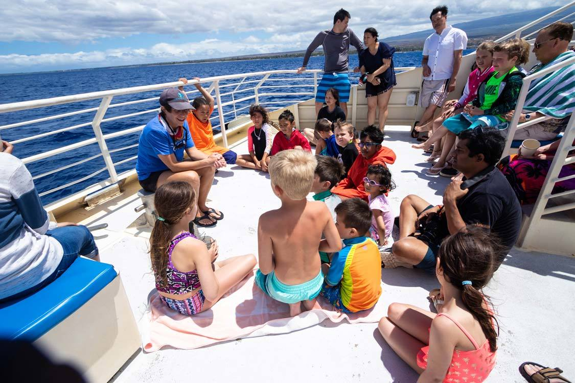 Pacific Whale Foundation Education for Kids