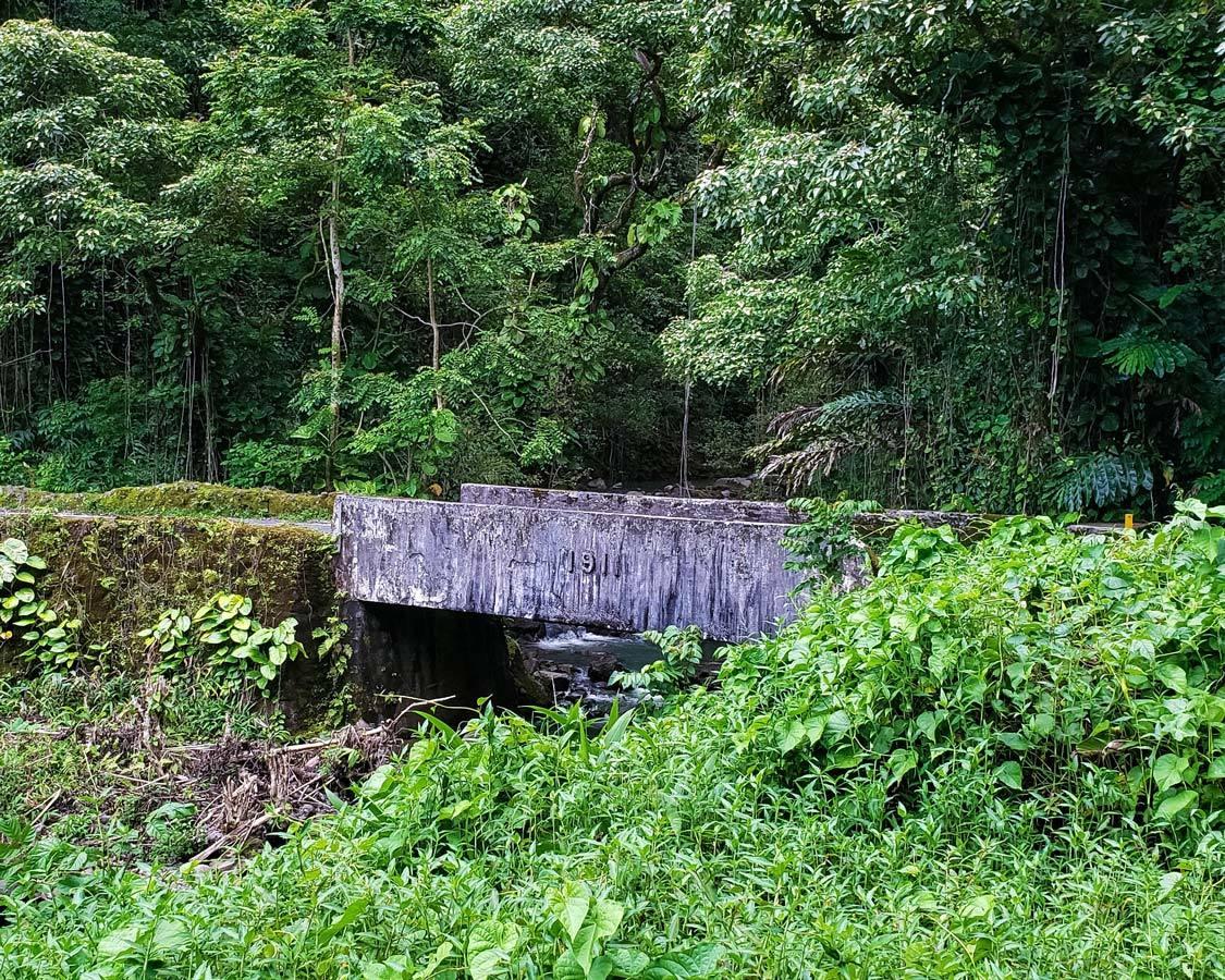 Hana Highway bridges