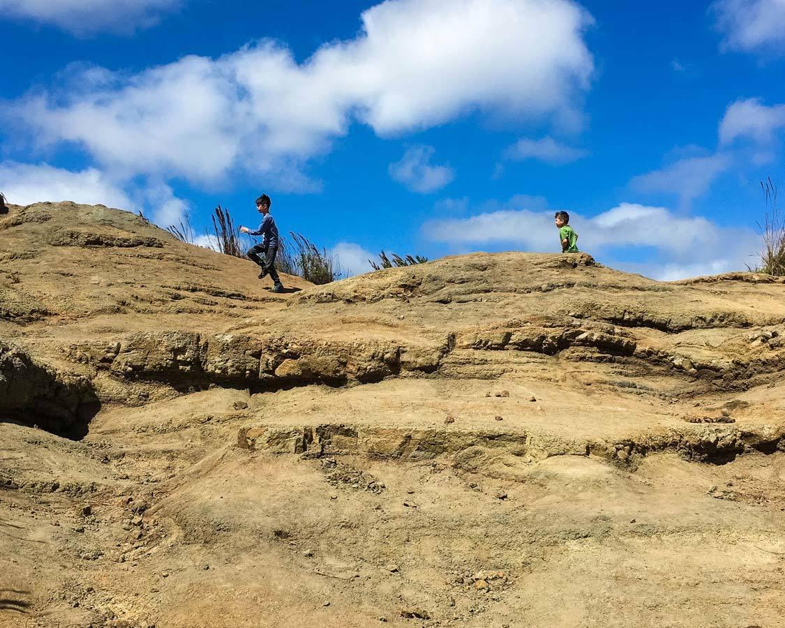 Hiking Waimea Canyon With Kids