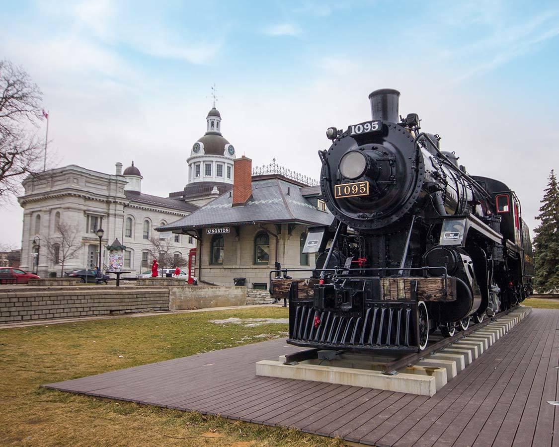 Kingston Attractions Toronto to Quebec City drive