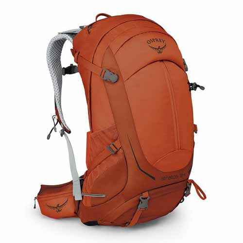 Osprey Stratos 34 High-Capacity hiking backpack