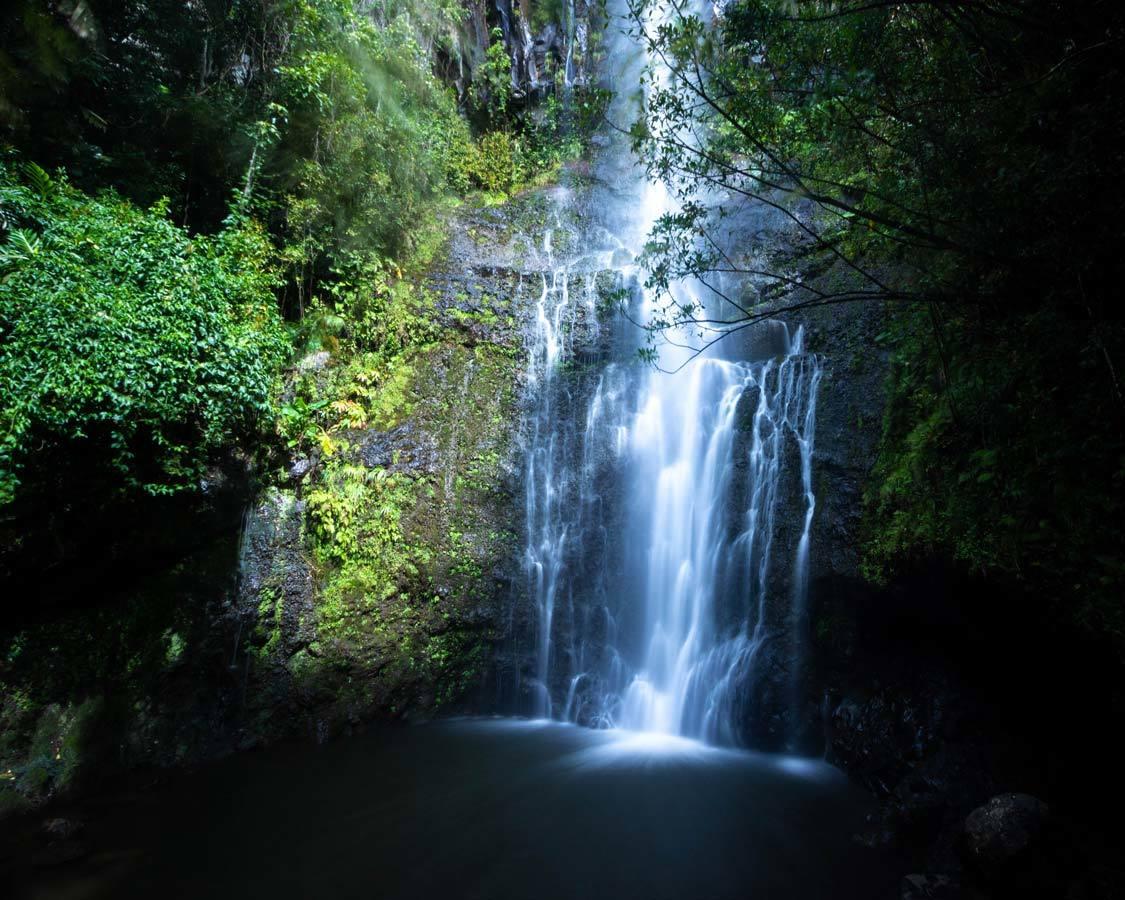 Wailua falls Hana Highway things to do