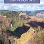 Waimea Canyon Lookout