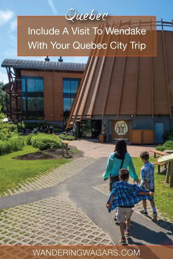 Things to do in Wendake Quebec
