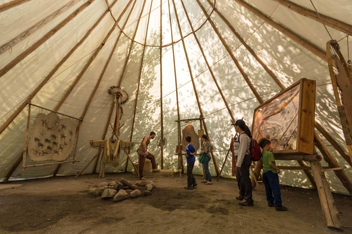 Things to do in Wendake Quebec Huron Wendat Traditional Site